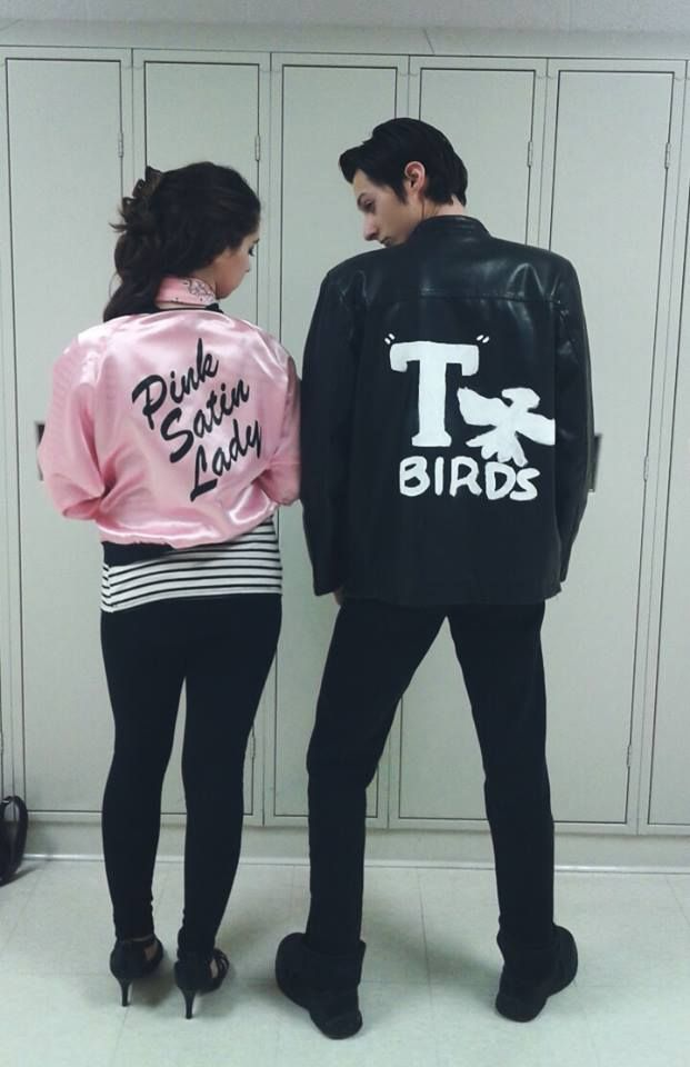 halloween costumes ideas You\u0027re The One That I Want -Cute Couples - halloween costume ideas cute