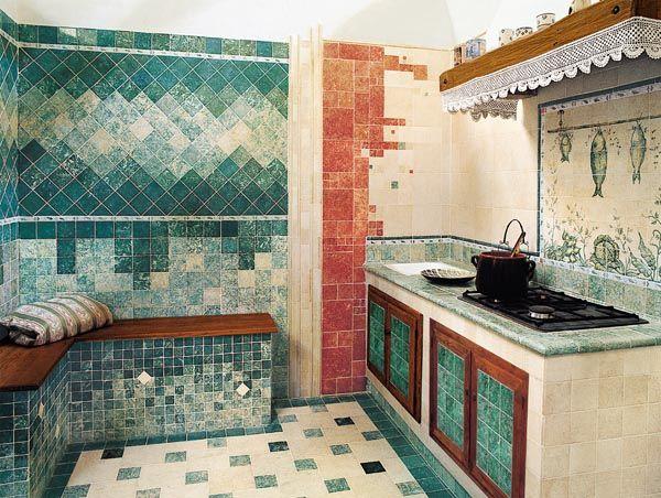 Piastrelle bagno verdi piastrelle bagno verde la migliore scelta