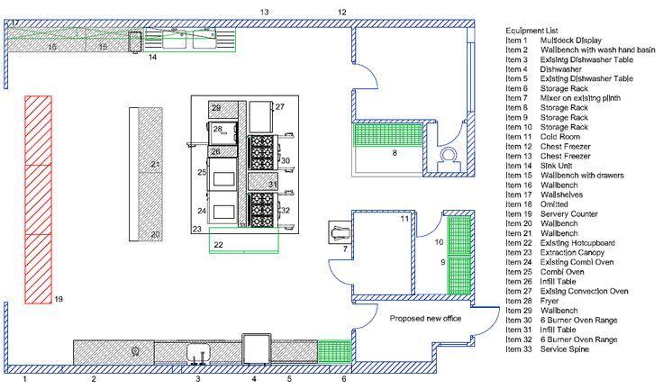Commercial Restaurant Kitchen Design Restaurant Kitchen Layout Plan Restaurant Kitchen Design Comme Restaurant Floor Plan Kitchen Floor Plans Floor Plan Design