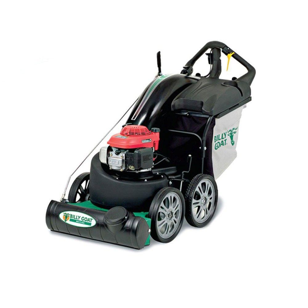 Billy Goat MV650H Garden Vacuum Best riding lawn mower