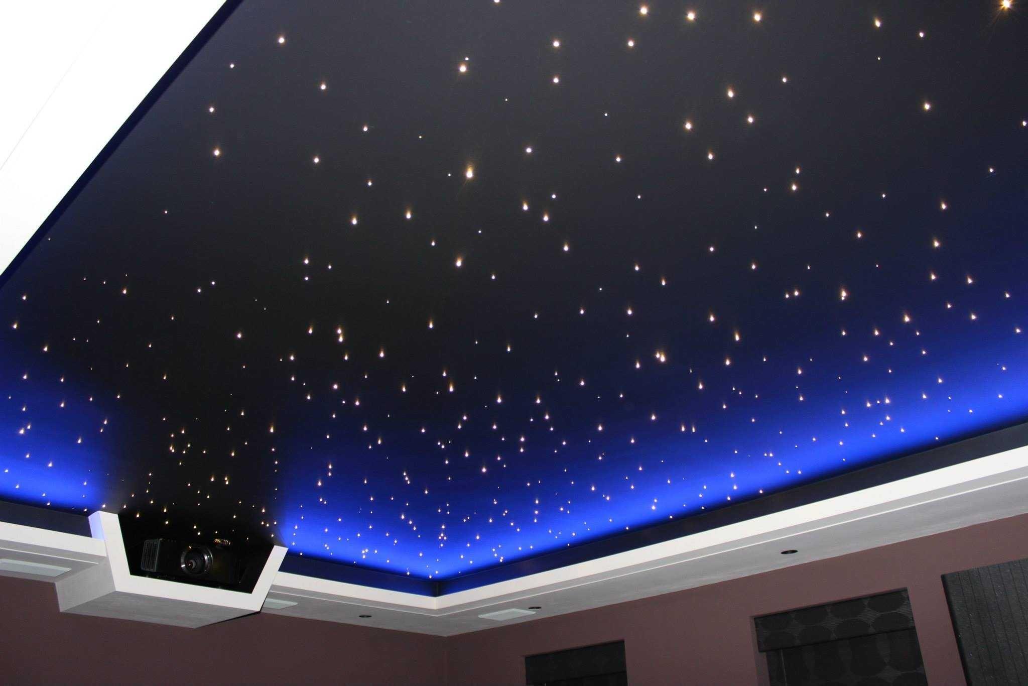 Besten Schlafzimmer Decke Sterne Projektor Schlafzimmerdesign Info Sternendecke Deckenprojektor Beleuchtung Decke