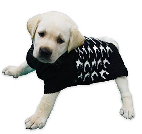 Amazon.com : Argyle Knit Pet Sweaters Clothes for Small Dogs, Classic Purple Small (S) Size : Pet Supplies