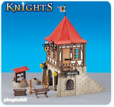 6307 Museo medieval Playmobil Ridders Kasteel