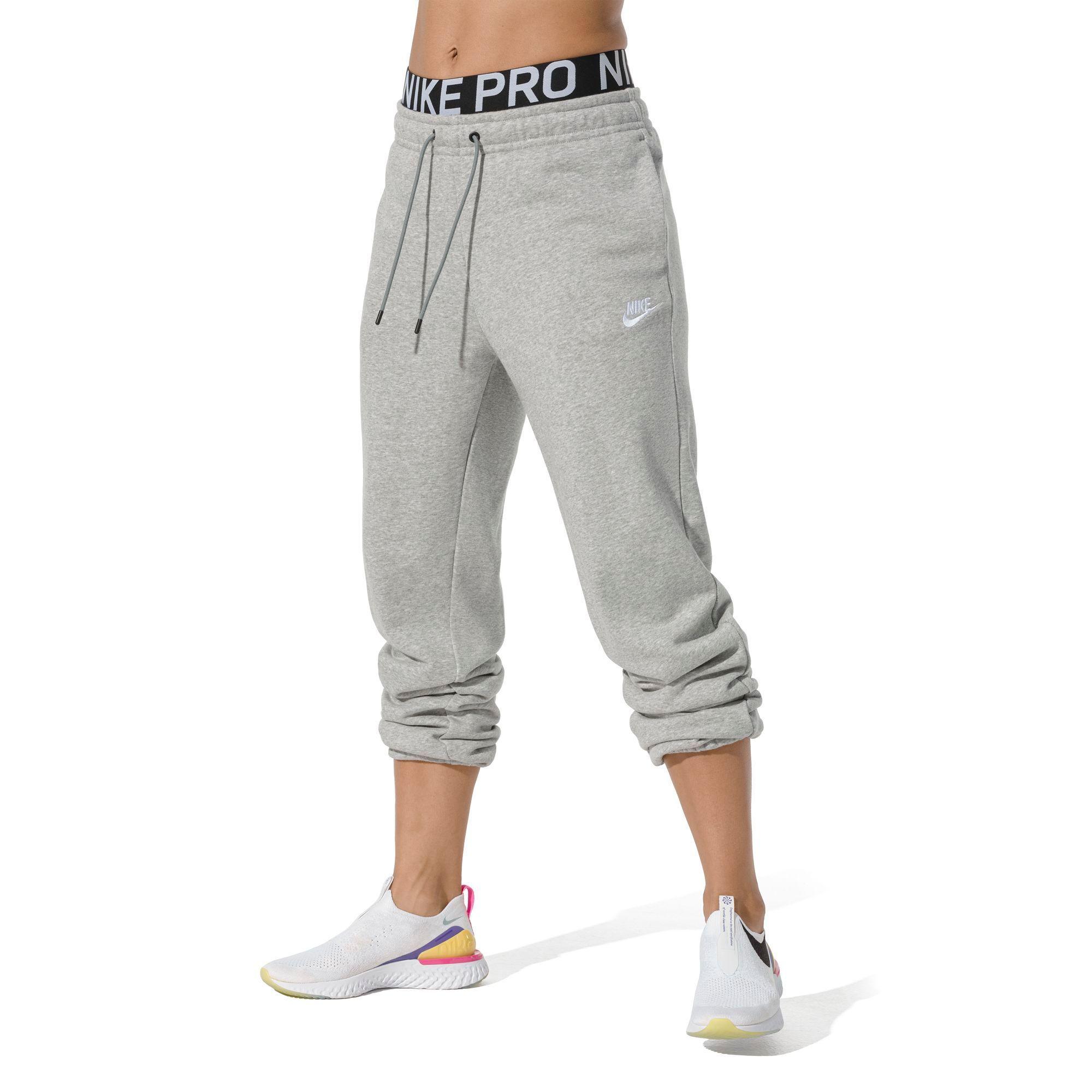 Nike Women S Sportswear Essential Fleece Pants Sportswear Women Nike Women Fleece Pants