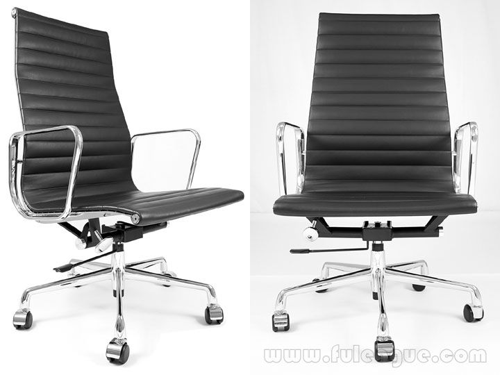 eames leather office chair chairs ideas pinterest