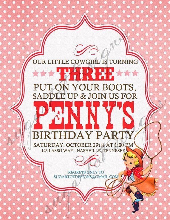 Tammyns Pony Partyvintage
