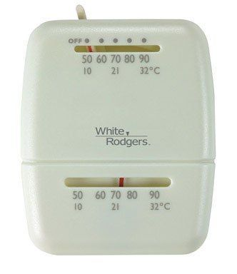 White Rodgers M30 Heat Only Thermostat 24volt By White Rodgers