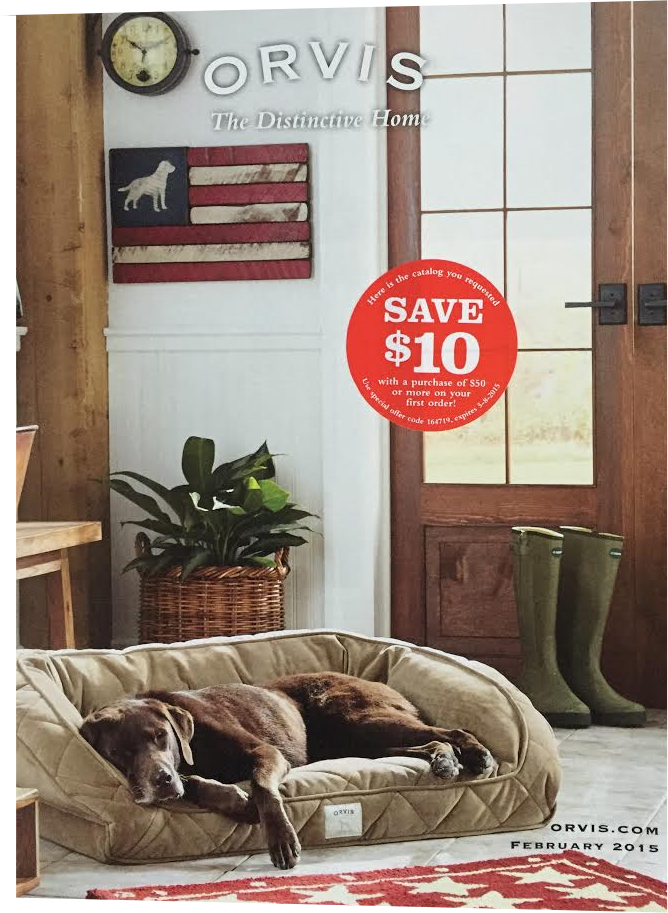 Exceptional 33 Home Decor Catalogs You Can Get For Free By Mail: Orvis Home Decor  Catalog