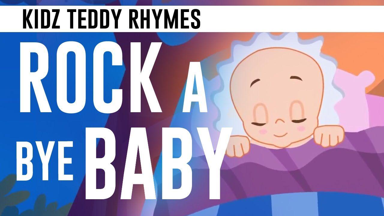 Rock-A-Bye Baby - English Nursery Rhyme With Full Lyrics ...