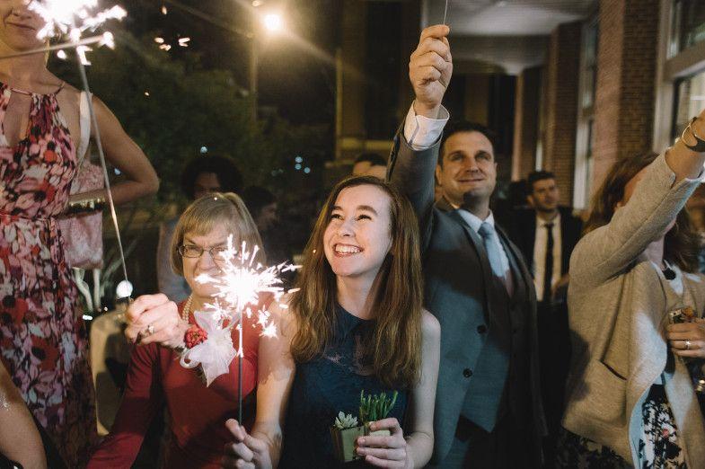 Wedding Sendoff Erin + Peter – Edgewood Arts Center – Washington, DC | 5-3-15 | Photo Cred: James Anderson Photography | Wedding Coordinator | Simply Breathe Events #dcweddingplanner