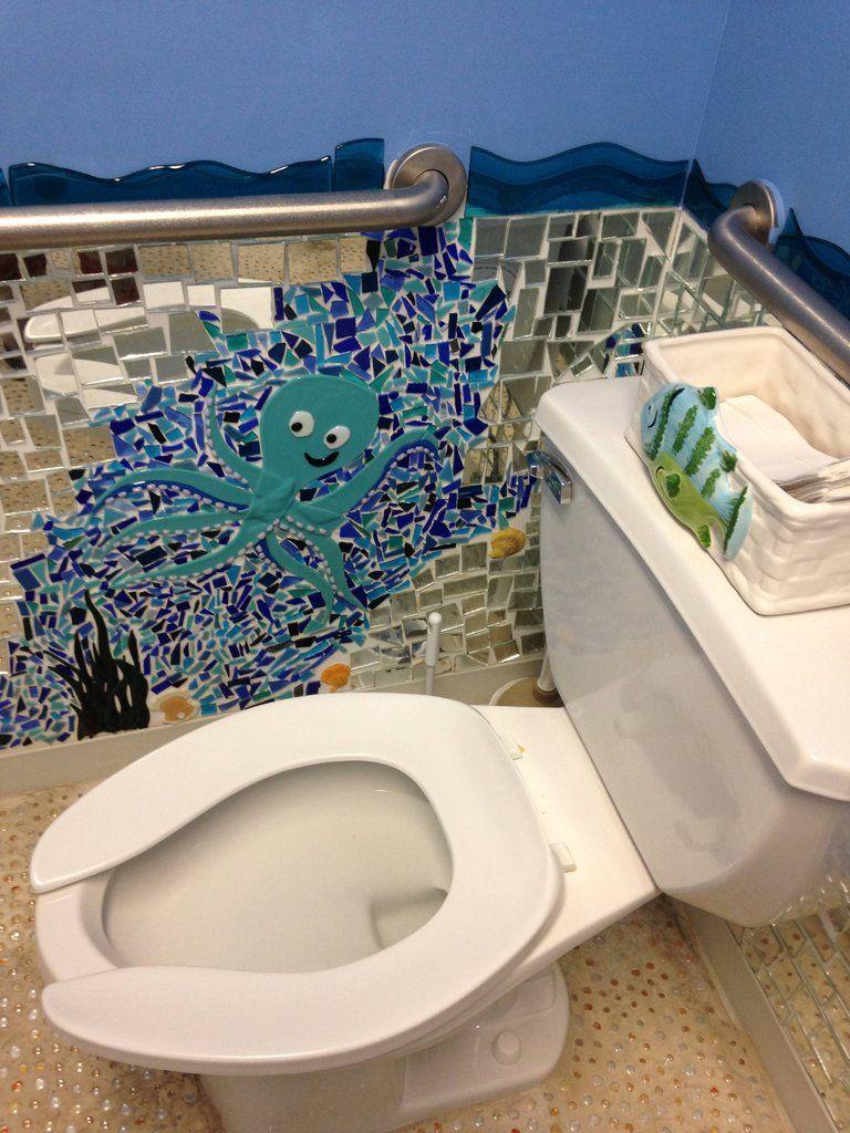 Coolest Bathroom Ever Coolest Bathroom Ever  Glass Art  Pinterest  Glass Art