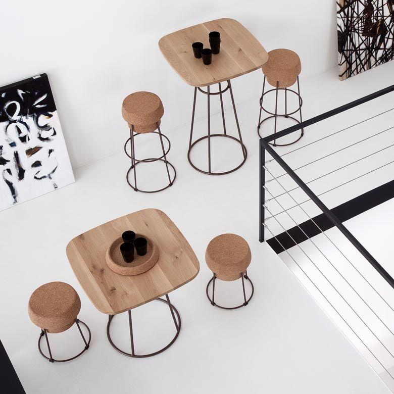 Domitalia's Bouchon chair system by Radice & Orlandini
