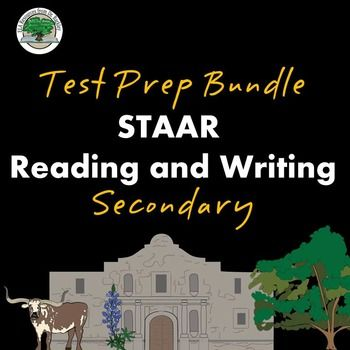 Staar Reading And Writing Practice Pack My Tpt Store Writing