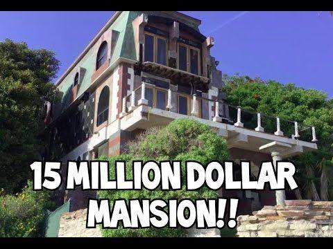 ABANDONED BEACHFRONT MANSION - YouTube | Stories | Abandoned