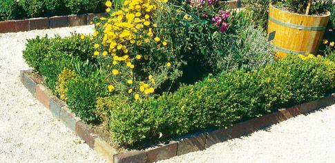 Beeteinfassung Beeteinfassung Gartengestaltung Ideen Und Haus