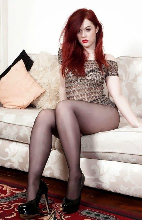 Congratulate, pantyhose redhead pantyhose pantyhose