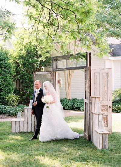outdoor chapel | Nancy Ray Photography #wedding