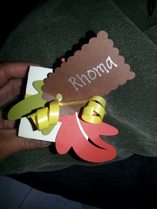Table setting name tags..then used name tag to draw names for xmas ...