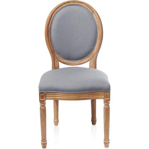 ein bisschen barock schadet nie stilvoller stuhl mit verziertem rahmen impressionen living. Black Bedroom Furniture Sets. Home Design Ideas