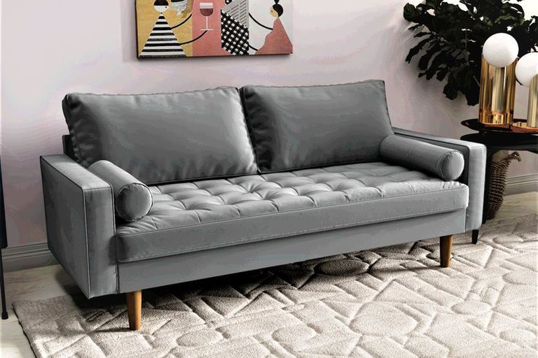 25 Absolutely Dreamy Velvet Sofas For Every Budget Yes Even Under 500 Sofa Couch Furniture