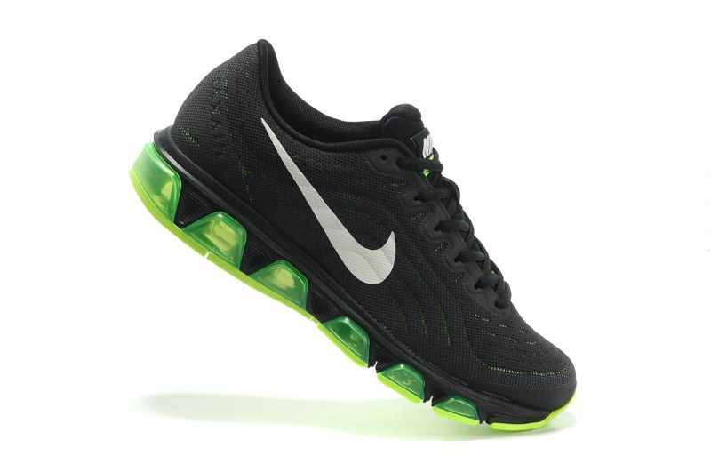 competitive price 6e7d0 ec1cd Man Nike Air Max Tailwind + 6 Black Green White running Shoes- Gu8eGx  HOT  SALE! HOT PRICE!