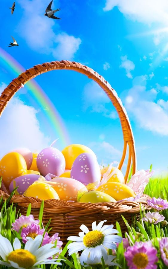 Easter Wallpaper For Mobile Free Spring Holiday Christian Holidays Application Live Wallpapers