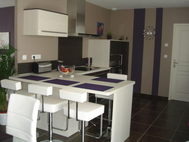 Cuisine Ouverte Sur Salon Photos  Diy Home Design