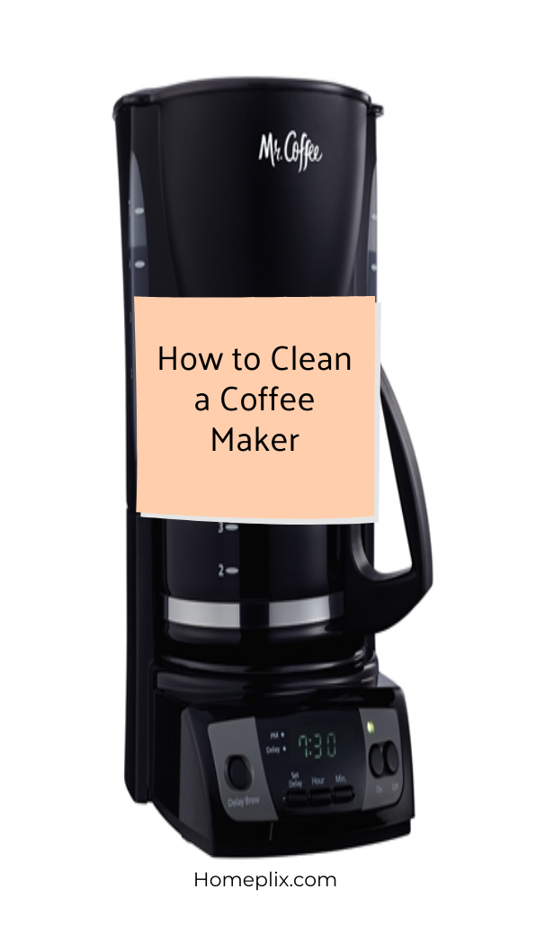 Pin by Homeplix | Home appliances | H on How To Clean A ...