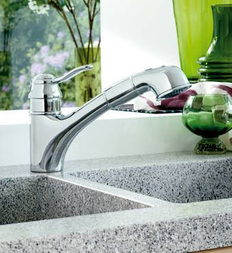 GROHE kitchen faucet to match every style of kitchen design and ...