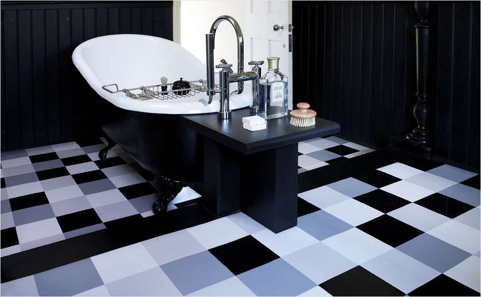 Pvc Boden Badezimmer Muster #PvcBodenBadezimmerMuster ...