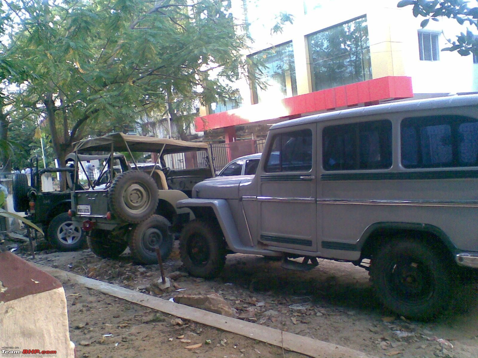 Willys Jeep For Sale In India Jpeg a