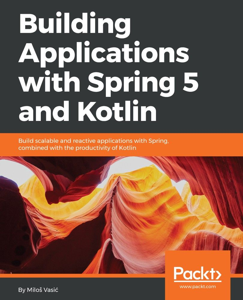 Building Applications with Spring 5 and Kotlin Pdf Free