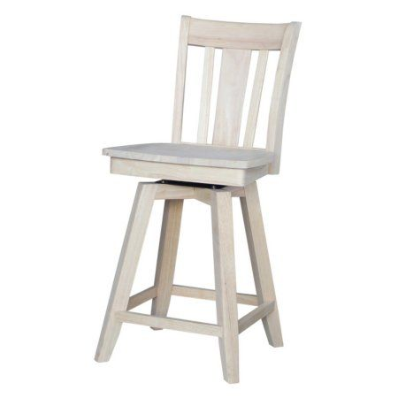 International Concepts San Remo Counter Stool 24 Inch Ready To Inspiration Walmart Kitchen Stools 2018
