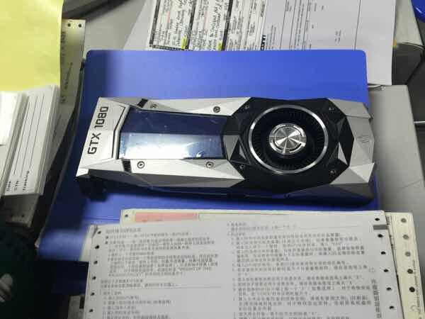 Leaked GTX 1080 cooler shroud is the real deal - http://vr-zone.com/articles/leaked-gtx-1080-cooler-shroud-real-deal/109440.html