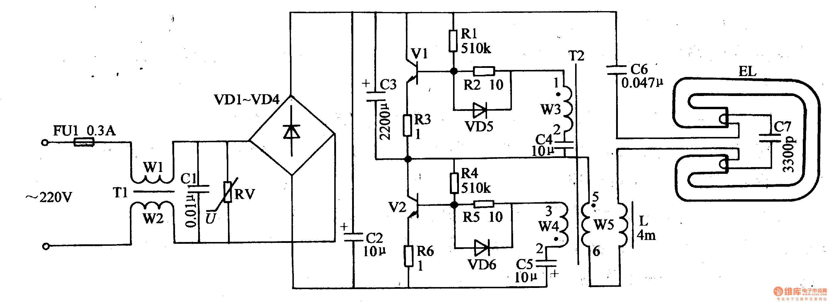 277v Wiring Diagram