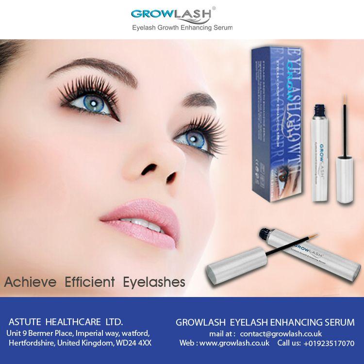 Achieve Efficient Eyelashes