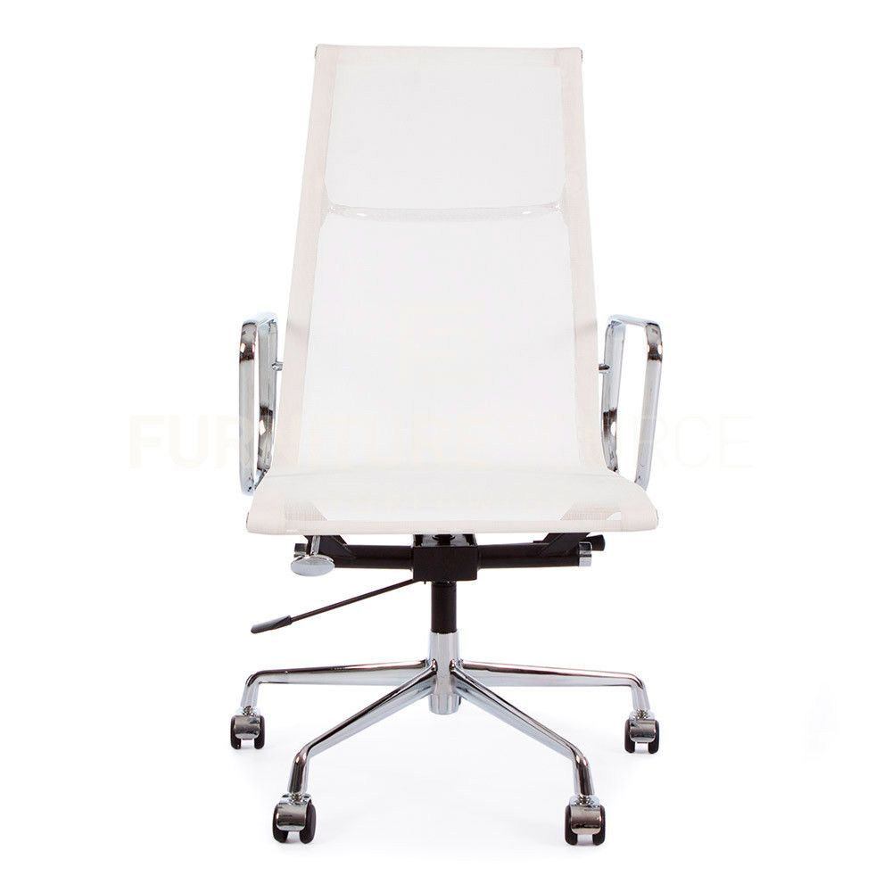 Mesh Ergo Sling Type High Back Management Office Chair Eames Style