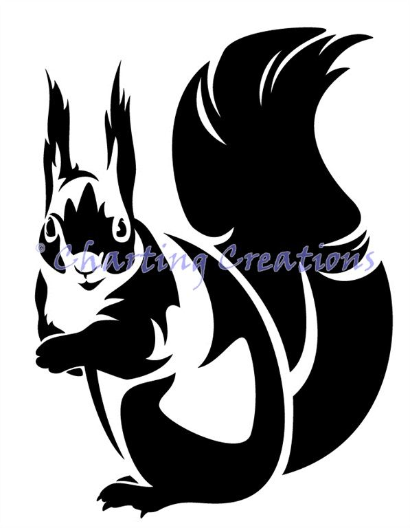 Squirrel Silhouette Squirrel Silhouette Ss0076 8 00 Squirrel Silhouette Silhouette Art Animal Silhouette