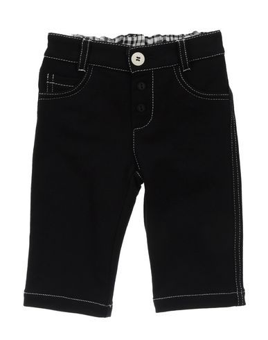 LES PARROTINES Boy's' Casual pants Black 3 months