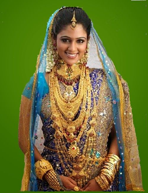 Malabar muslim wedding dress google search muslim for Indian muslim wedding dress