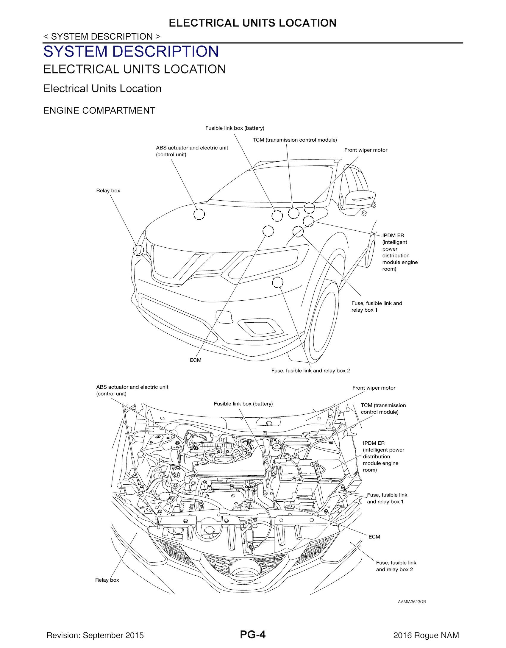 [DIAGRAM] 2011 Nissan Rogue User Wiring Diagram FULL