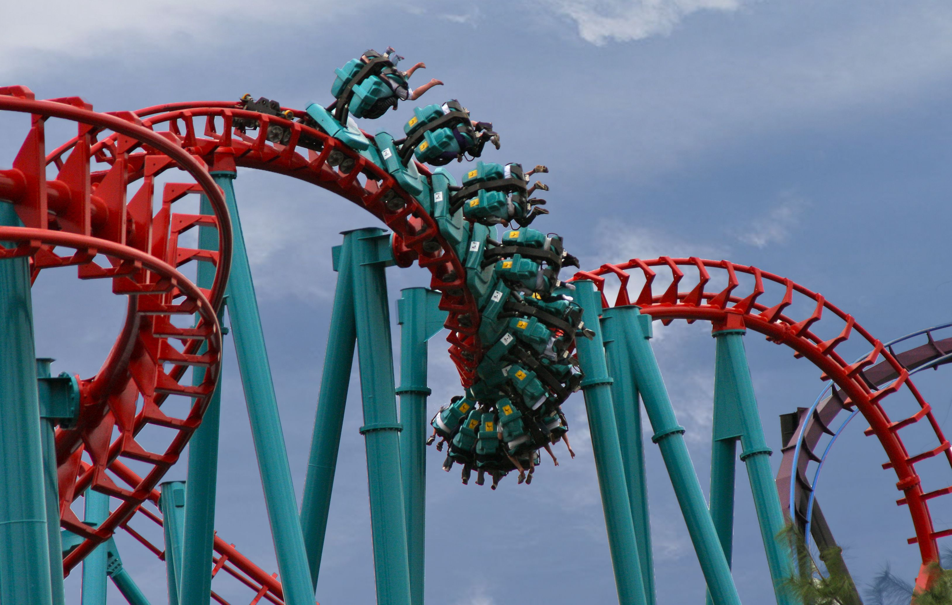 Mind Eraser | Six Flags New England