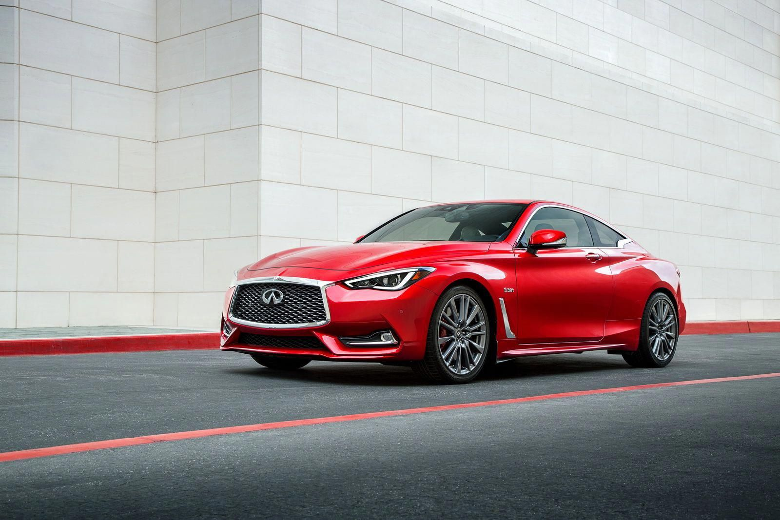 Infiniti Offers New Louder Sport Exhaust For Q60 Coupe