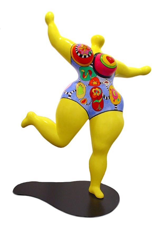 De Saint Phalle Niki Pappmache Figur Kunst