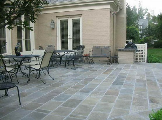 Stunning Backyard Tile Ideas Outdoor Tile For Backyard Patio With