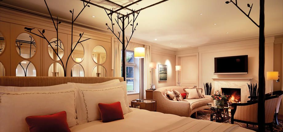 Coworth Park Luxury Hotels Surrey 5 Star Hotel Rooms Suites Ascot Luxurious