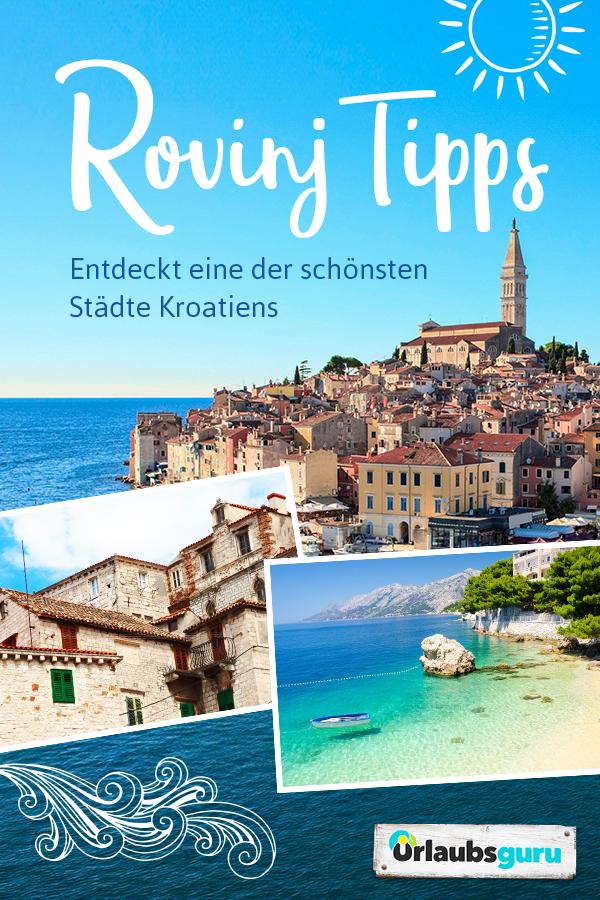 Rovinj: Kroatiens Schönheit auf der Halbinsel Istrien ☀️ | Urlaubsguru