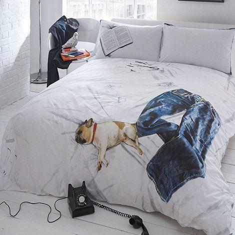 Ben de lisi home designer messy bed bedding set at debenhams ben de lisi home designer messy bed bedding set at debenhams gumiabroncs Images