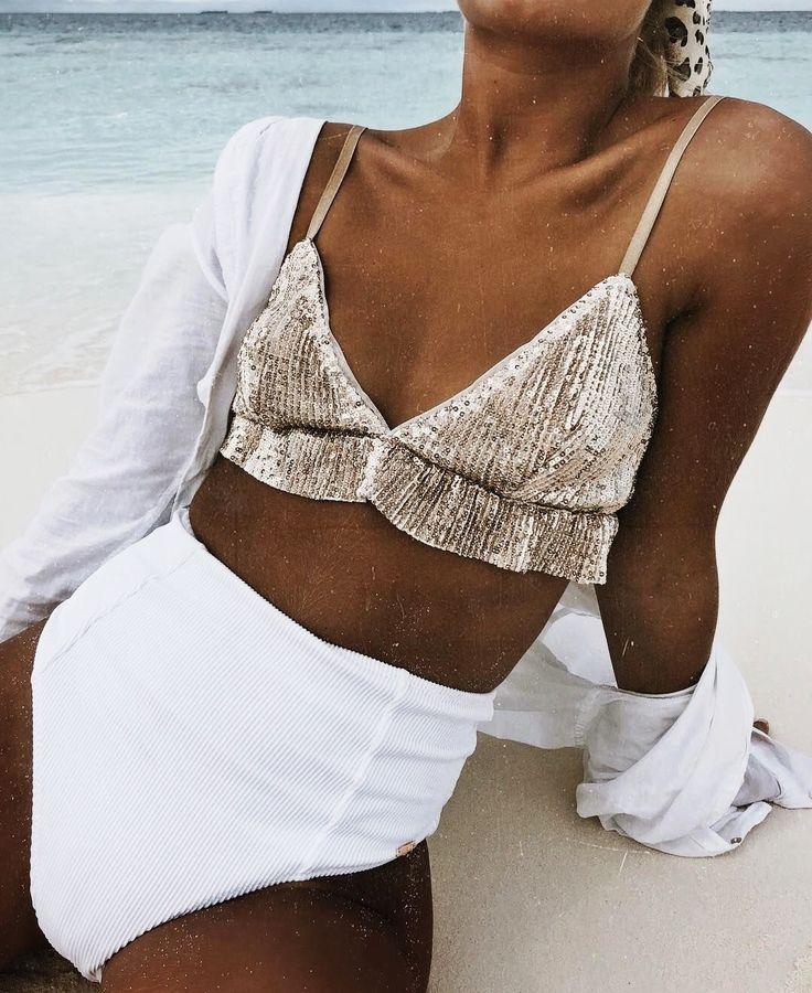 Bikini Trends 2019: Das sind die heißesten Bikinis der Saison! #beautifulnature