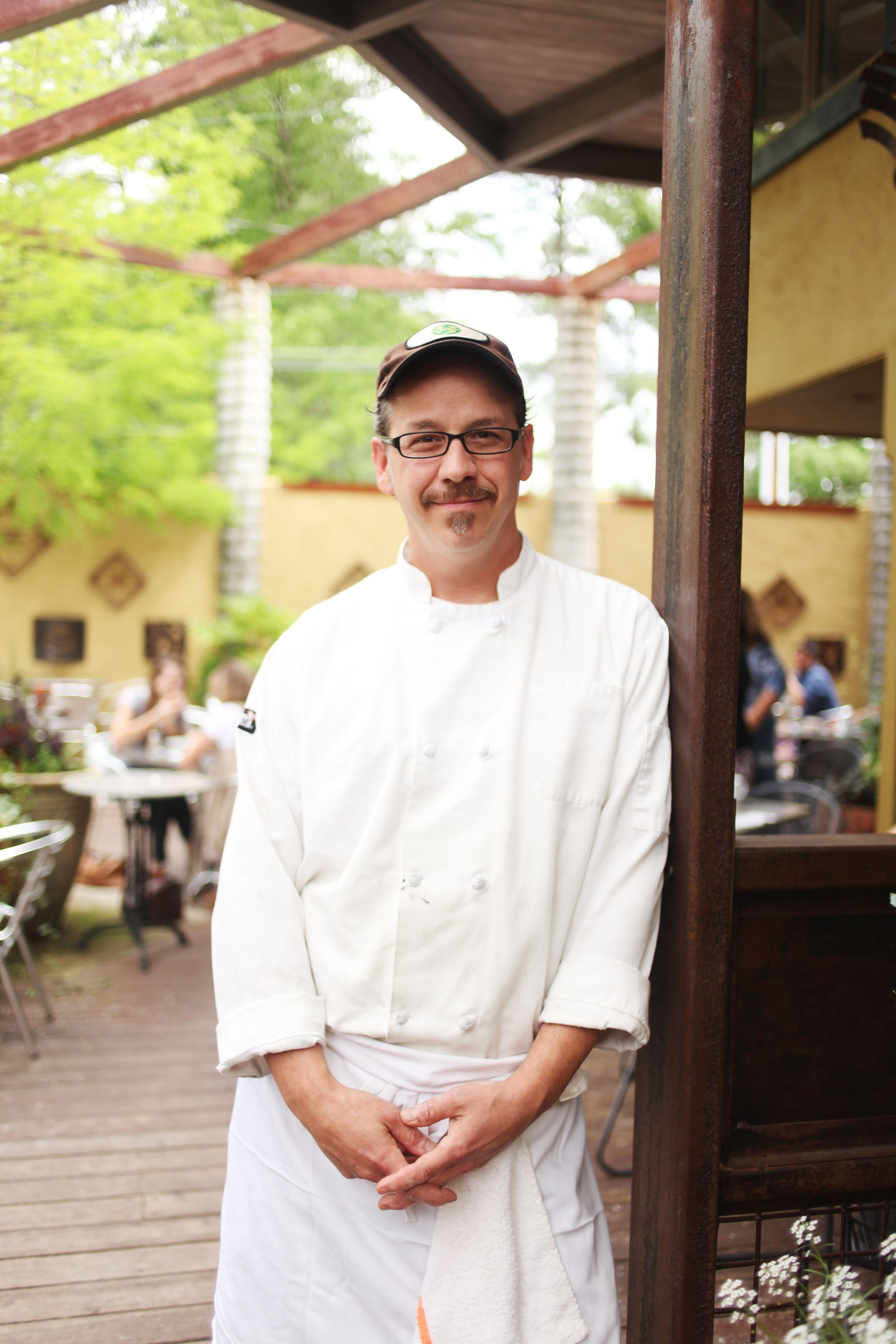 Guglhupf executive chef David Alworth. Photo: Juli Leonard - The ...